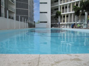 Fully Tiled Pool Mackay pictures 17 -4-12 021